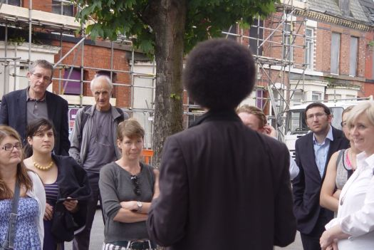 Jimi talks through the history of Granby and these four remaining original streets.