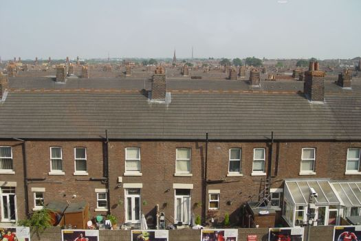 And Anfield basks in the summer sunshine.