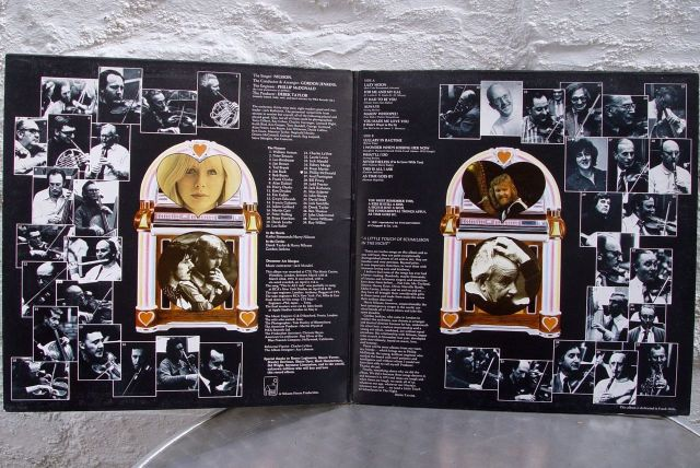 And it's an LP. With room for sleeve notes and photos of everyone who's on it.