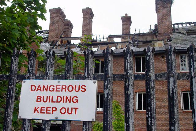 Soon Eldon Grove will be dangerous no more.