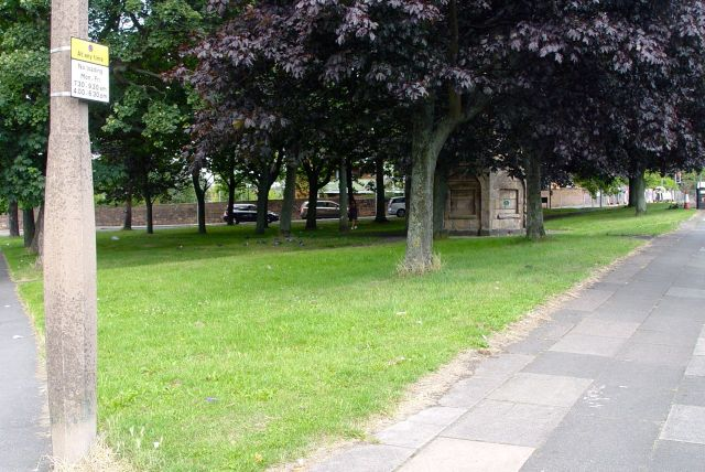And the last remaining patch of common land in Liverpool.