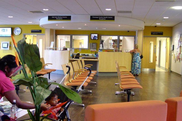 The Health Centre.