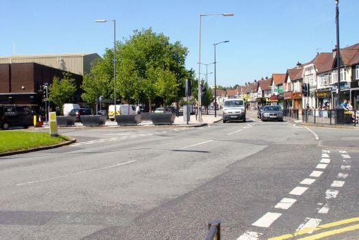 Along Allerton Road. Recognisably back in Liverpool.