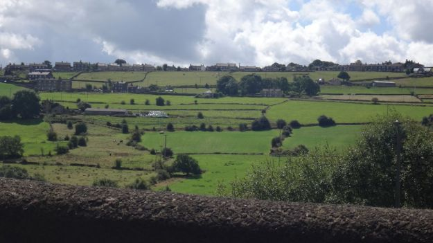 Then LuddendonFoot and Tenterhooks (yes, really). Lovely names for lovely places on the valley side.
