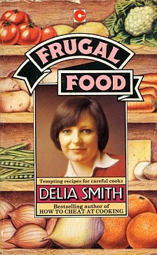 The first cookery book I ever bought.