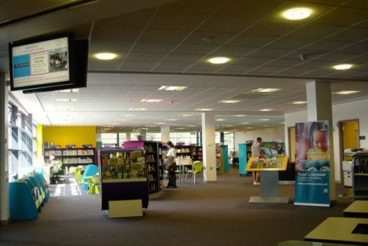 Childwall Library