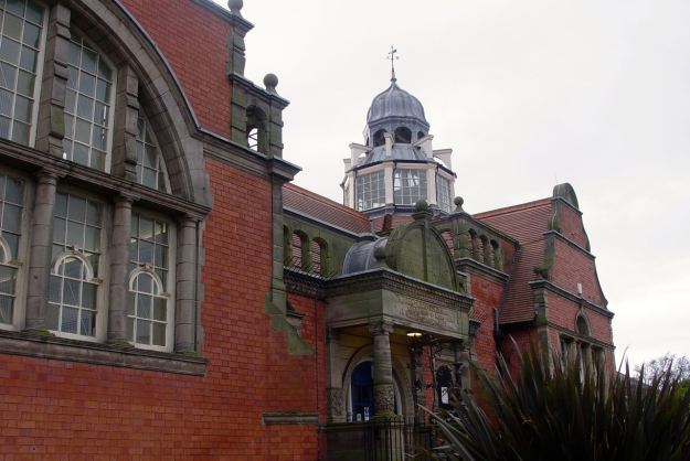 Kensington Library