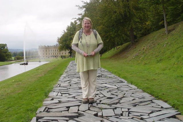 Another impressive English woman, Sarah Horton. Happy Birthday Sarah.