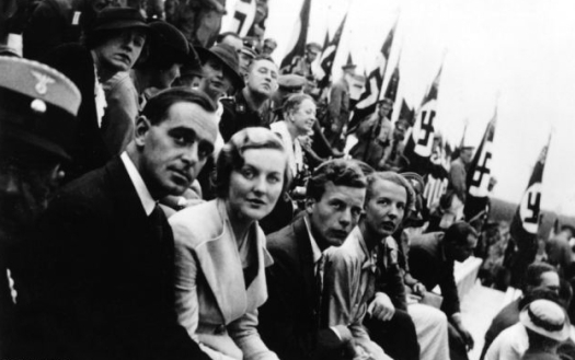 But Mitford sister Diana managed to out-fascist even Unity.