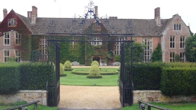 Littlecote House. Yes, a pile.