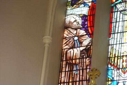 St Anthony of Egypt.
