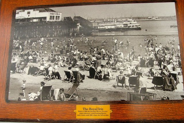 Back when ferries went to New Brighton too.