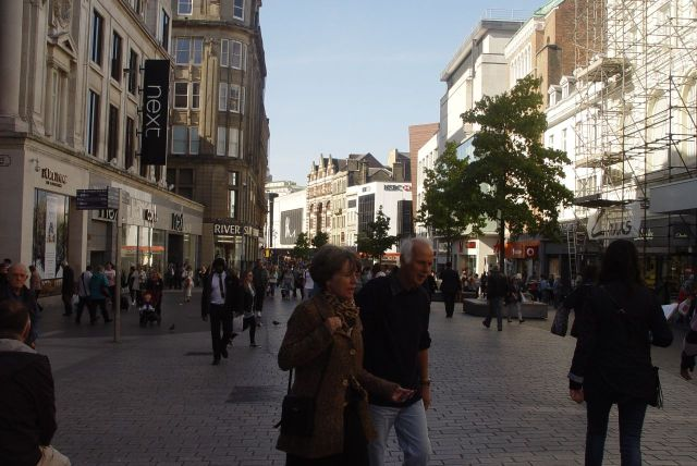 Onto Church Street.