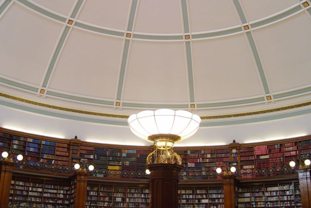 The Picton Reading Room.