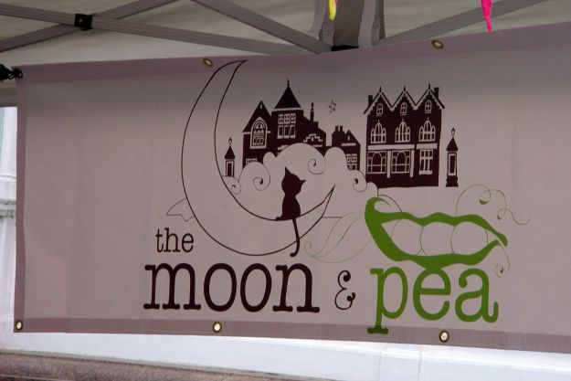 And locals, like Lark Lane's Moon and Pea.