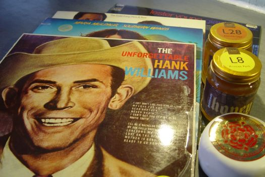 Hank and other treasures not really appreciated until now.