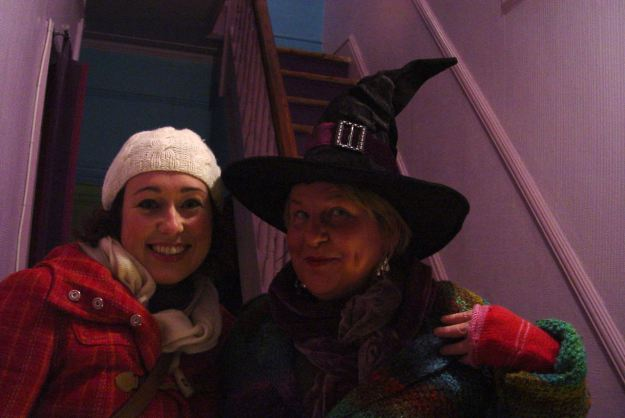 Meanwhile the people of Liverpool will put on their witch hats if they have them. And start to get excited.