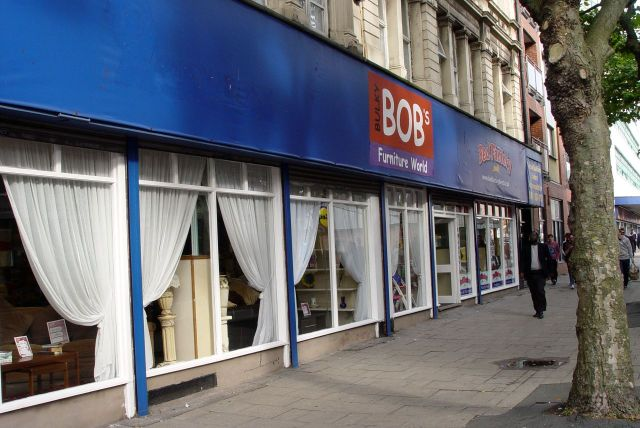 Bulky Bob's shop is here, for example.