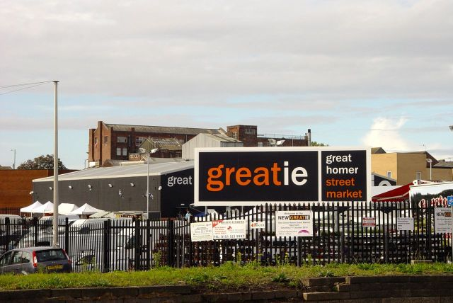 On Great Homer Street, the new Greatie.