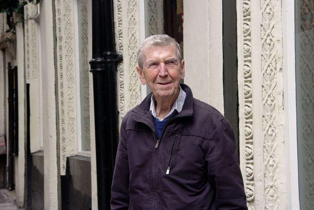 Joe Hughes, my Dad, today.
