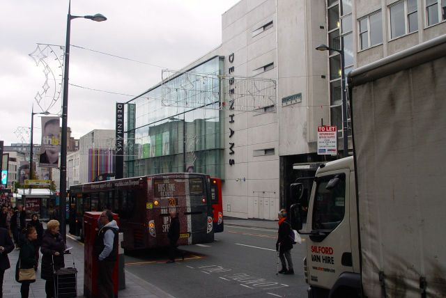 Though Lord Street and the streets around it are not fully rebuilt until Liverpool One turns up early in the next century.