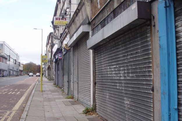 The traditional closed shops.