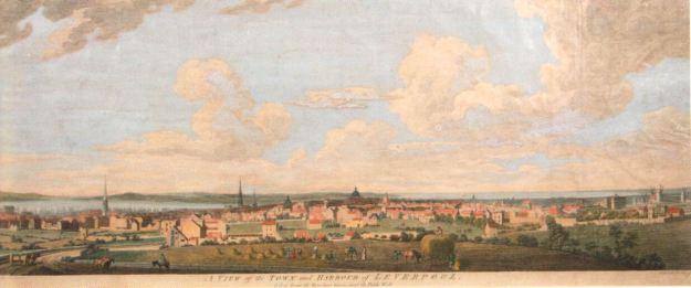 Mount Pleasant, where William Roscoe was born, 1753.