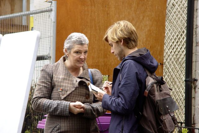 Oliver Wainwright from The Guardian interviews Ann.