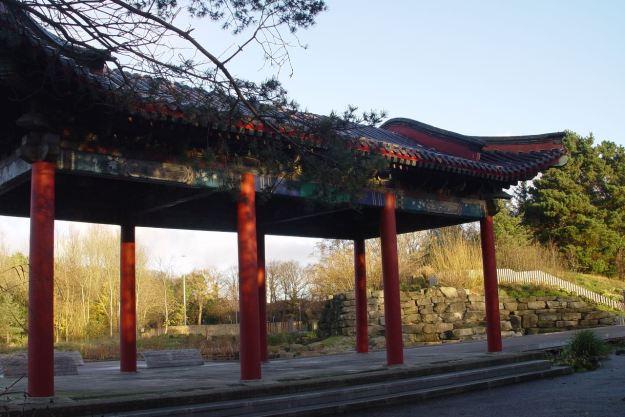 The glorious Pagoda.