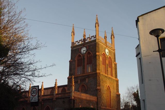 St Michael's.
