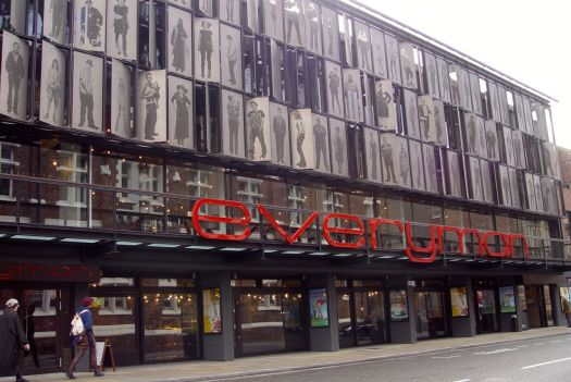 And round to The Everyman for lunch.