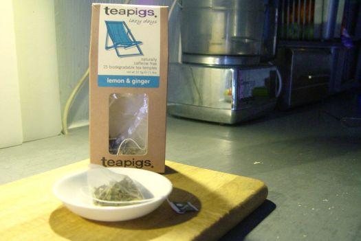 Tea Pigs?
