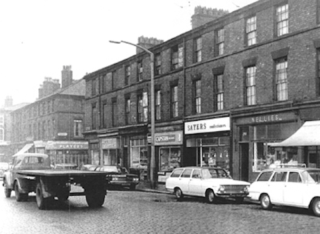 Great Homer Street, early 1960s.