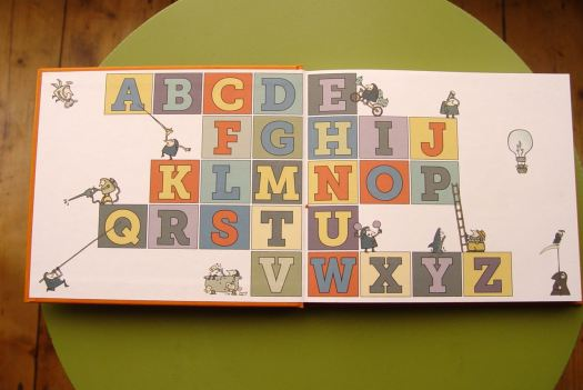 It's an A to Z as you can see.