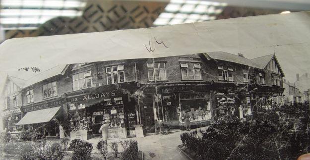 A closer look. Allerton Road, 1966.