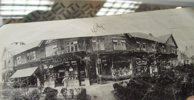 A closer look. Allerton Road, 1966.