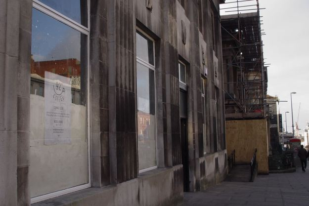 'Liverpool's first combined coffee shop and mini-roasterie'