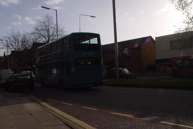 It's still a great bus route though. Farewell 82.
