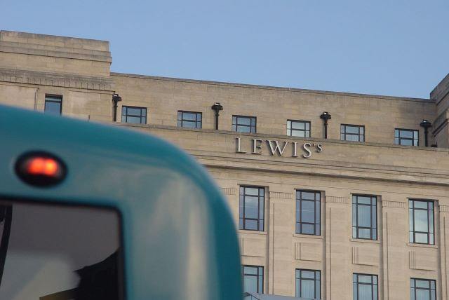 Passing Lewis'