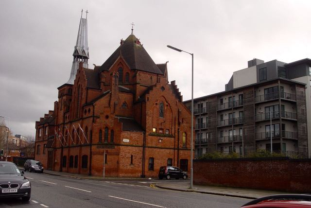 And the Scandinavian Church.