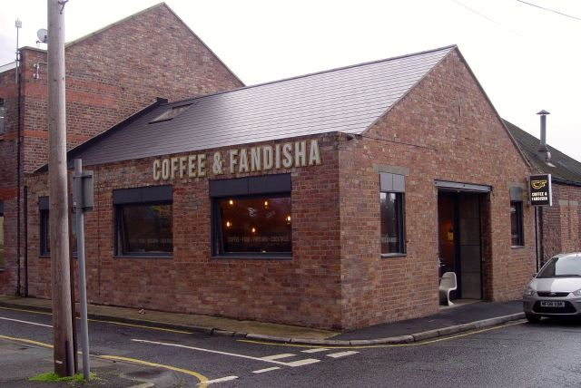Fandisha is Ethiopian for 'popcorn'