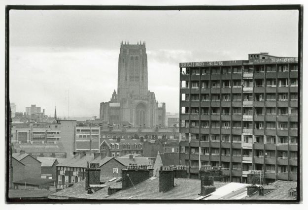 Anglican Cathedral and the Piggeries.