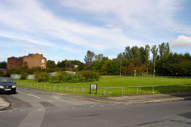 Where they were. The Piggeries now.