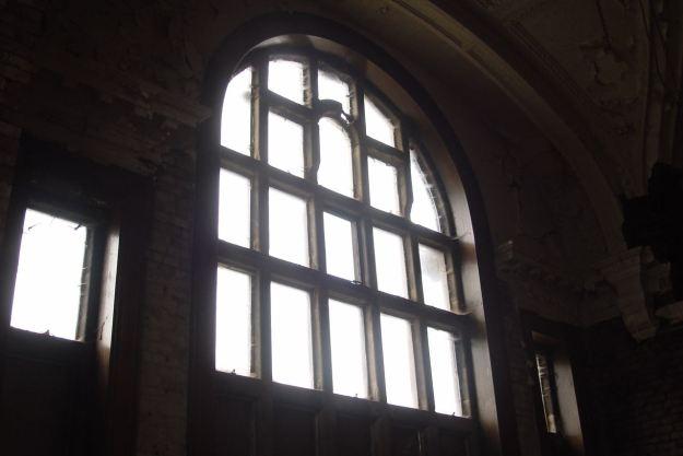 As ever, Shelmerdine's beautiful windows.
