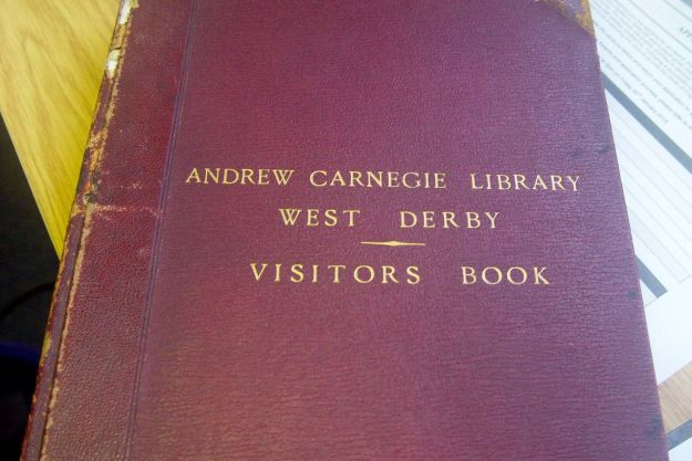 Andrew Carnegie didn't come to the opening of this one.
