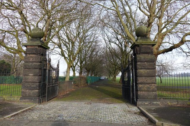 Past the Mystery gates