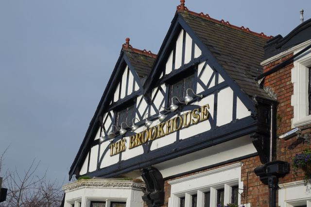 And The Brookhouse.