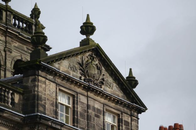 Rebuilt in 1897.