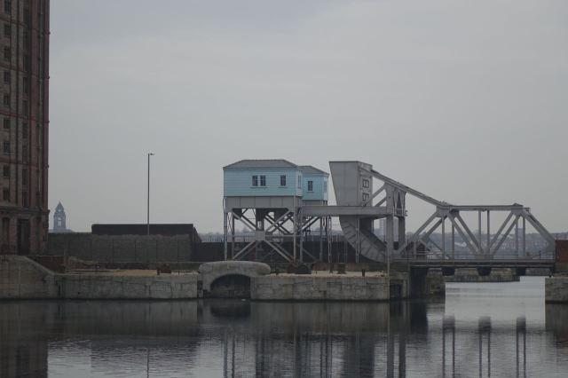 And it gorgeous Bascule swing bridge.