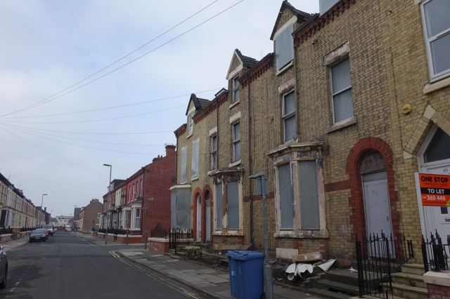Or this, round in Rockfield Road.